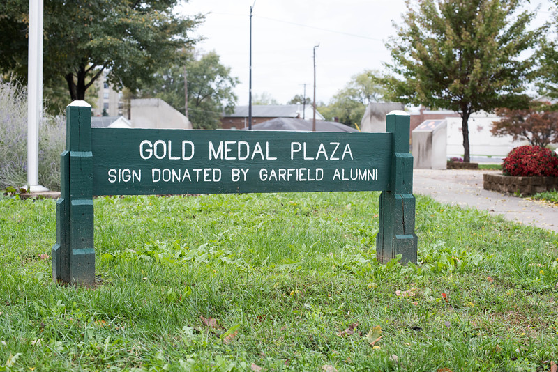 Terre Haute City Parks Gold Medal Plaza 12 points