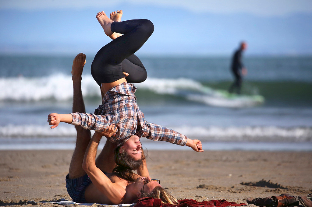 . Acro-Yoga