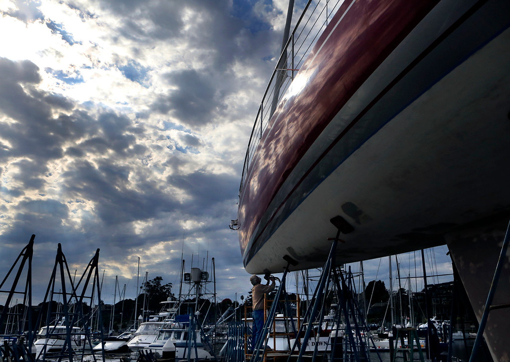 . Santa Cruz Harbor