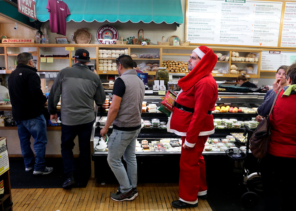 . Downtown Santa Cruz