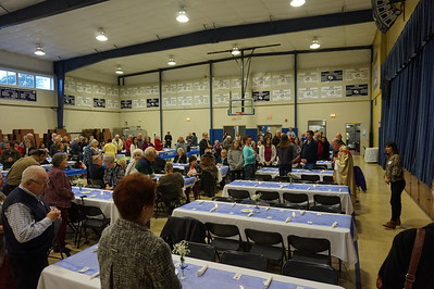 2017-01-28 St. Angela Merici Feast Day Reception