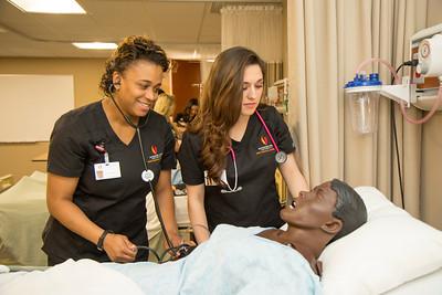 GWU Nursing Shots Spring 2017