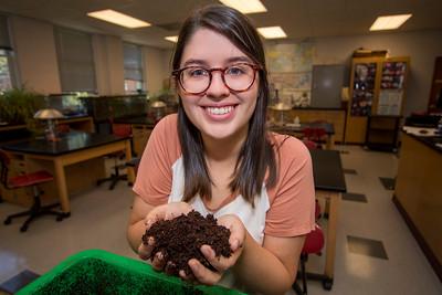 Sarah Branch - Summer Scholar 2017
