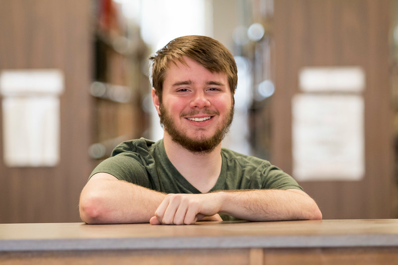 Dalton Blackmon - Summer Scholar 2017
