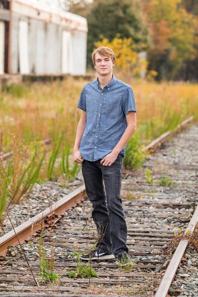 Aaron Hilton - Summer Scholar 2017