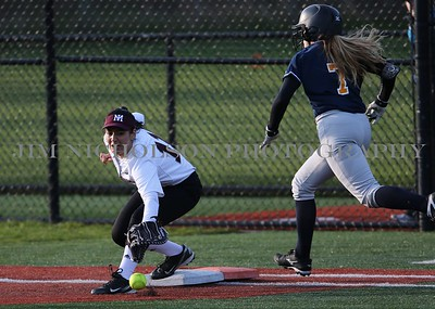 2017 MI Softball vs. Bellevue 03-29-2017