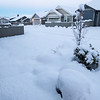 Record snowfall morning in Medford - 10 inches