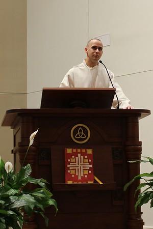 2017 May 28 Seminarian- Will