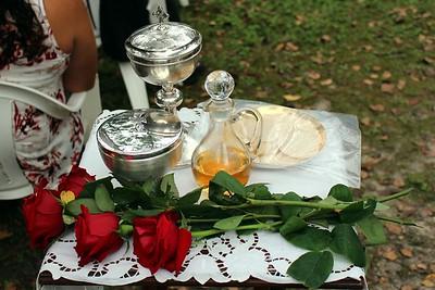2017 Oct 1 Carmelite Nuns- Mass of the Roses