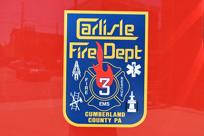 Carlisle's Union Fire Company No. 1 in Cumberland County - Cumberland County, Pennsylvania Company 41.