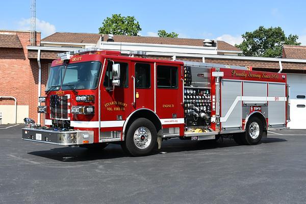 Company 7 - Stuarts Draft Fire Company