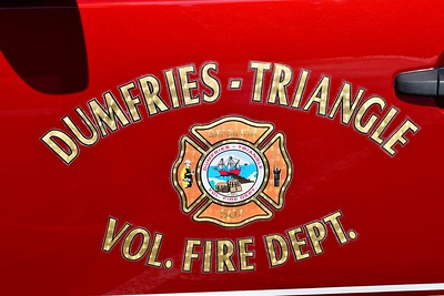 Dumfries-Triangle Fire Department - Prince William County Station 3-Fire