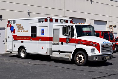 Former Medic 525, now a County reserve unit.