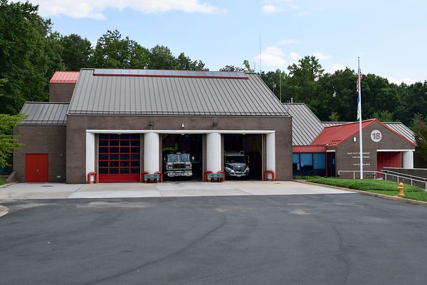 Dale City Fire and Rescue Department, Princedale Station - Prince William County Station 18.