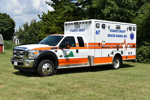 Rescue Company 6 - Stuarts Draft Rescue Squad
