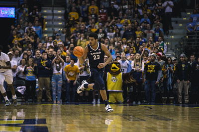 Xavier opens up their Big East season at Marquette on December, 27, 2017