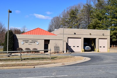 Dumfries Triangle Fire Department, Montclair Station - Prince William County Station 17.