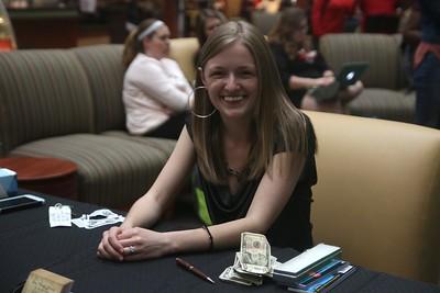 Student Author, Jen Guberman.