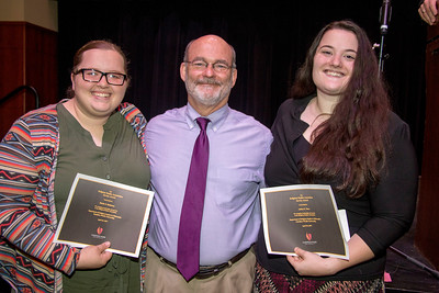 Student Leadership, Service and Volunteerism Recognition Program April 2017