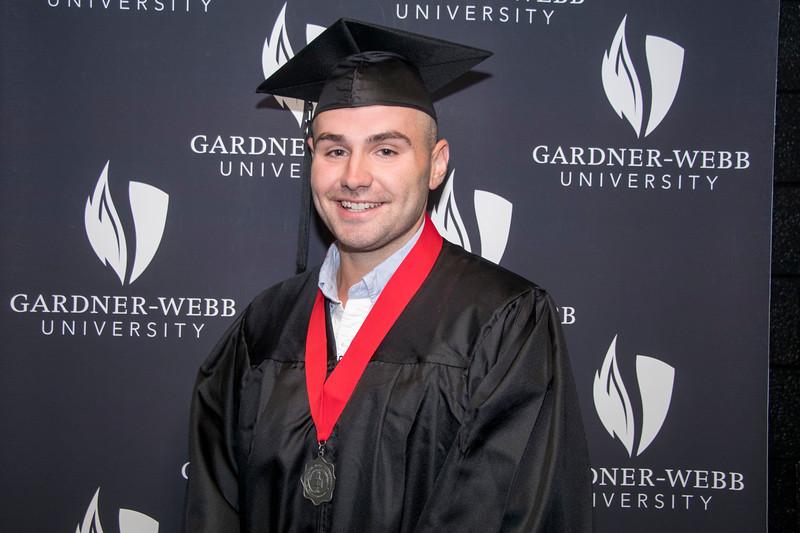 Gardner-Webb Summer Commencement 2017