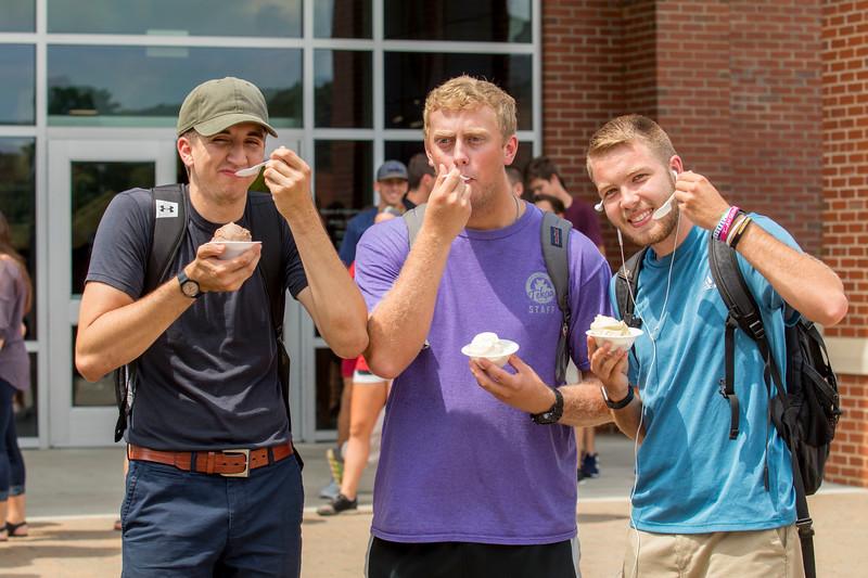 Ice Cream Social Aug. 2017