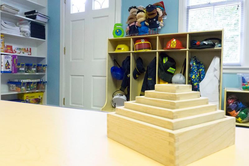 School of Education, Birth-Kindergarten classroom