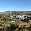 panorama of Alice Springs from ANZAC Hill , Northern Territory, Australia