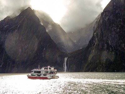 April 15 - Fiordland National Park and Milford Sound