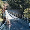 Haast River, Pleasant Flat Bridge, New Zealand