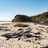 Ship Creek Beach, New Zealand