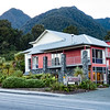 Te Waheka Distinction Fox Glacier Hotel, New Zealand
