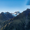 Helicopter Tour of the southern Alps, New Zealand