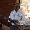 Jeremy's talk about aboriginal culture, Alice Springs Desert Park, Northern Territory, Australia