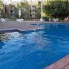 Hotel Pool, Alice Springs, Northern Territory, Australia