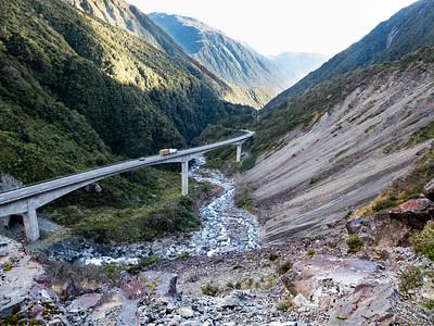 April 20 - Arthur's Pass, Rubicon Farm and Christchurch