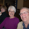 Barbara, Marydee and Bob ready to leave Medford enrout to OZ