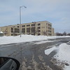 Here is a view of the High School that I attended for one year and my Dad graduated from back in 1943