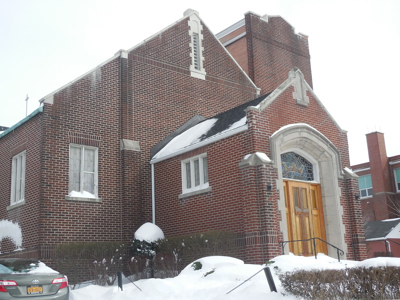 Kenmore Baptist Church.  My Dad's Mother knew it well