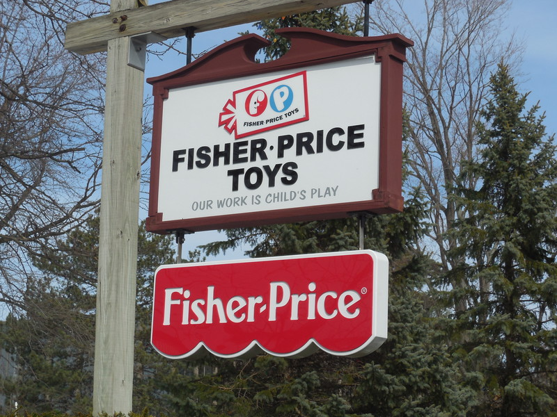 The toys were great, the annual Toyfest Parade was great..  and the memories still are..