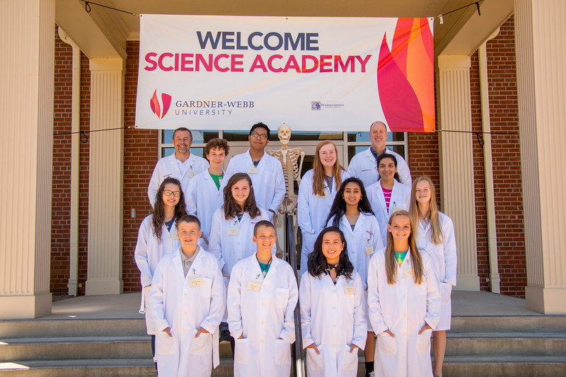 Science Academy 2017
