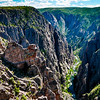Black Canyon of the Gunnison National Park, CO