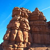 Sandstone Butte along Hwy 24 north of Hanksville, UT