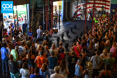 Crossfit Total Control Event