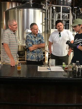 Dec 2017 Beer making