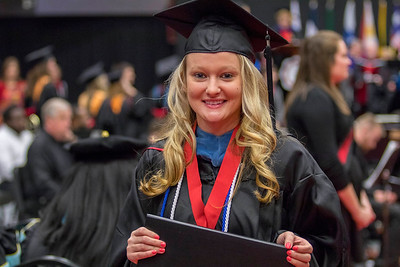 GWU Commencement December 2017