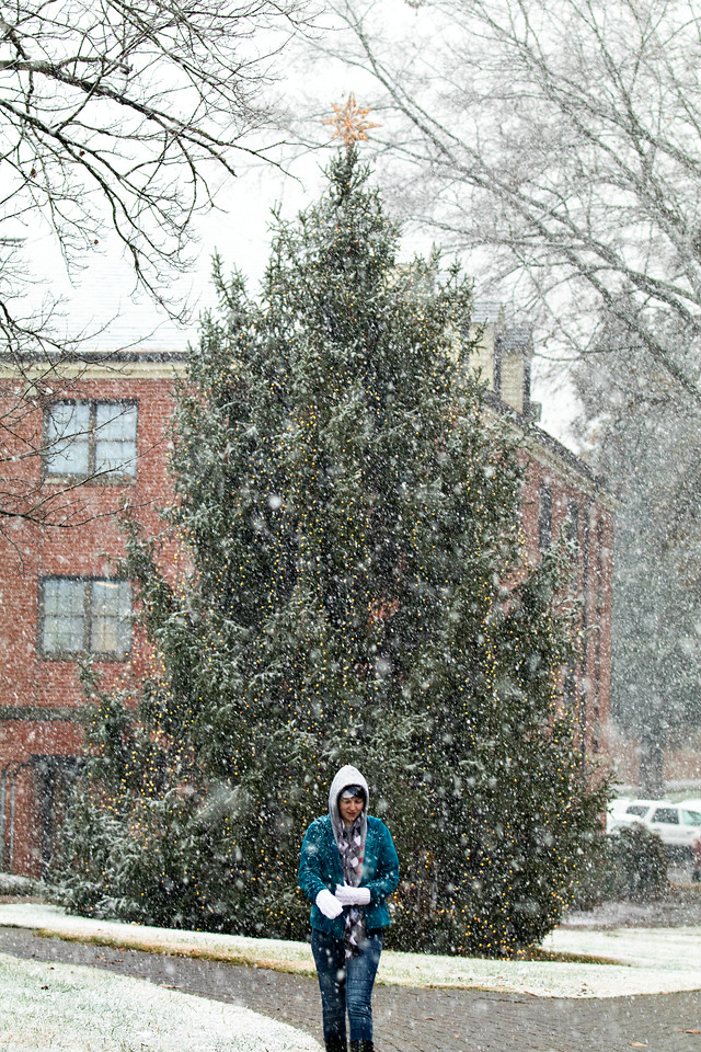 GWU Snow Day Dec 2017