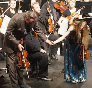 Mark O'Conner Concert
