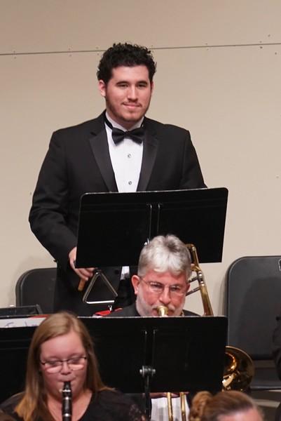 """Mark O""""Conner Concert"""