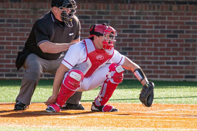 GWU Men's Baseball vs. Appalachian State University