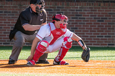 GWU Men's Baseball vs. Appalachian State University